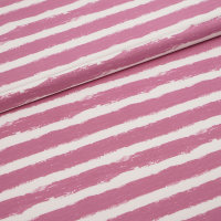 Bio-Sweat Mellow Stripes - vintage rose