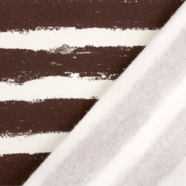 Bio-Sweat Mellow Stripes - schoko