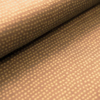 Biojersey Dotted Line taupe