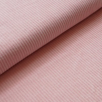 Organic Corduroy Nicky peach rose