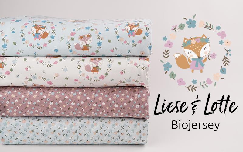 Bio-Jersey Liese und Lotte