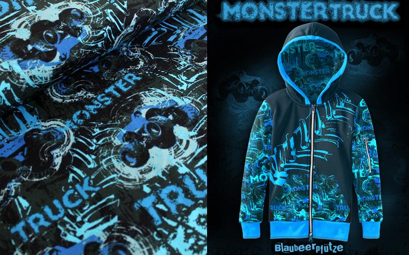 Monstertruck by Blaubeerpfütze coming soon