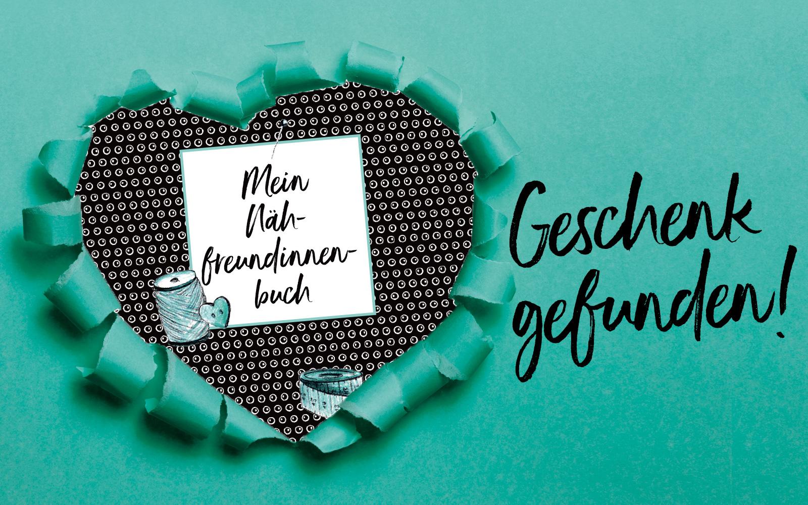 Nähfreundinnenbuch :-)